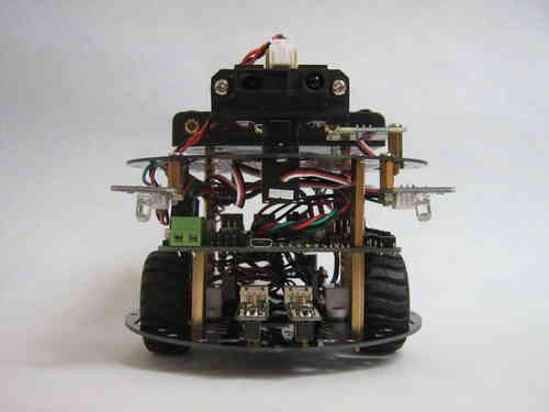 Roverrom b v bs experimentier roboter arduino