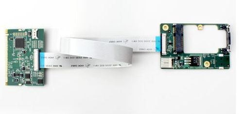 Amfeltec SKU-054-01 – Flexible MiniPCI to MiniPCI Express Bus Adapter
