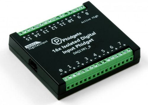 16x Isolated Digital Input Phidget