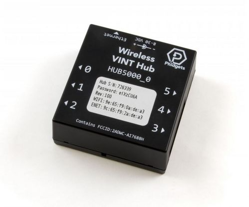 Wireless VINT Hub Phidgets HUB5000_0
